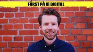 Håkan Ludvigson, vd och medgrundare på Eliq. Foto: Pressbild av Di Digital