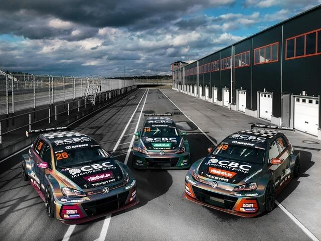 Fredrik Ekblom tillbaka hos WestCoast Racing