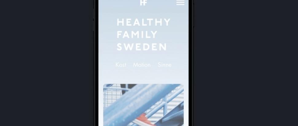 Healthy family App