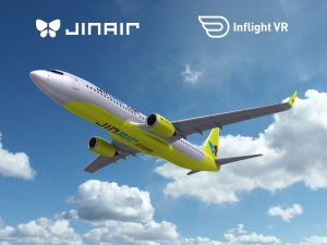 Inflight VR & Jin Air