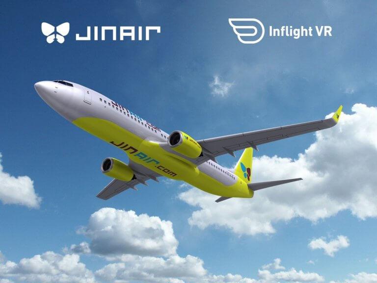 Inflight VR & Jin Air