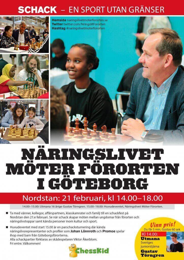 Näringslivet Möter Förorten i Göteborg