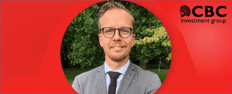 Fredrik Westman, vd Duearity