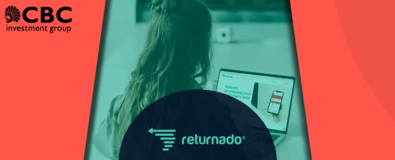 CBC-investeringen Returnado uppköpt av global aktör inom leveranslösningar