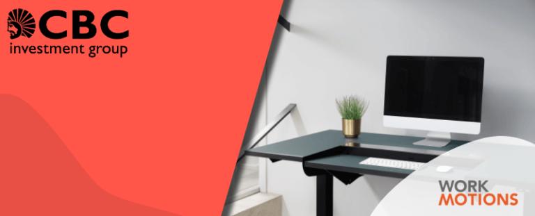 WorkMotions DynaDesk i sortimentet hos möbelmarknadens största aktörer – ska öka närvaron på marknaden