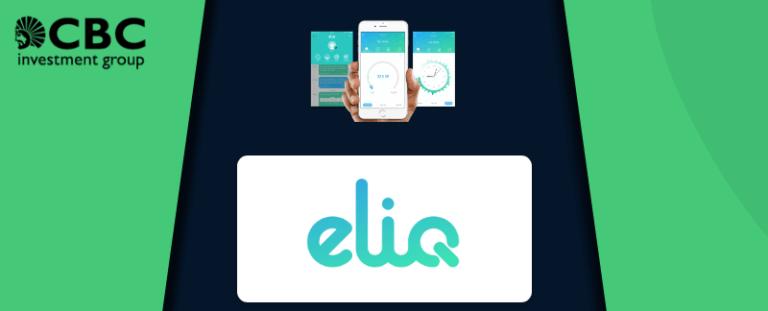 Eliq utsedda till 2021 Digital Challenger på Energy Tech Summit