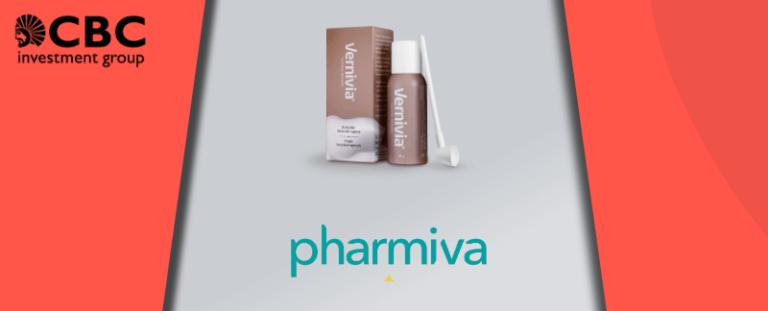 Pharmiva lanserar Vernivia i Sverige